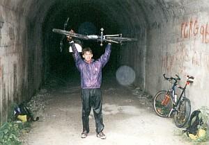 Tremalzo-Tunnel